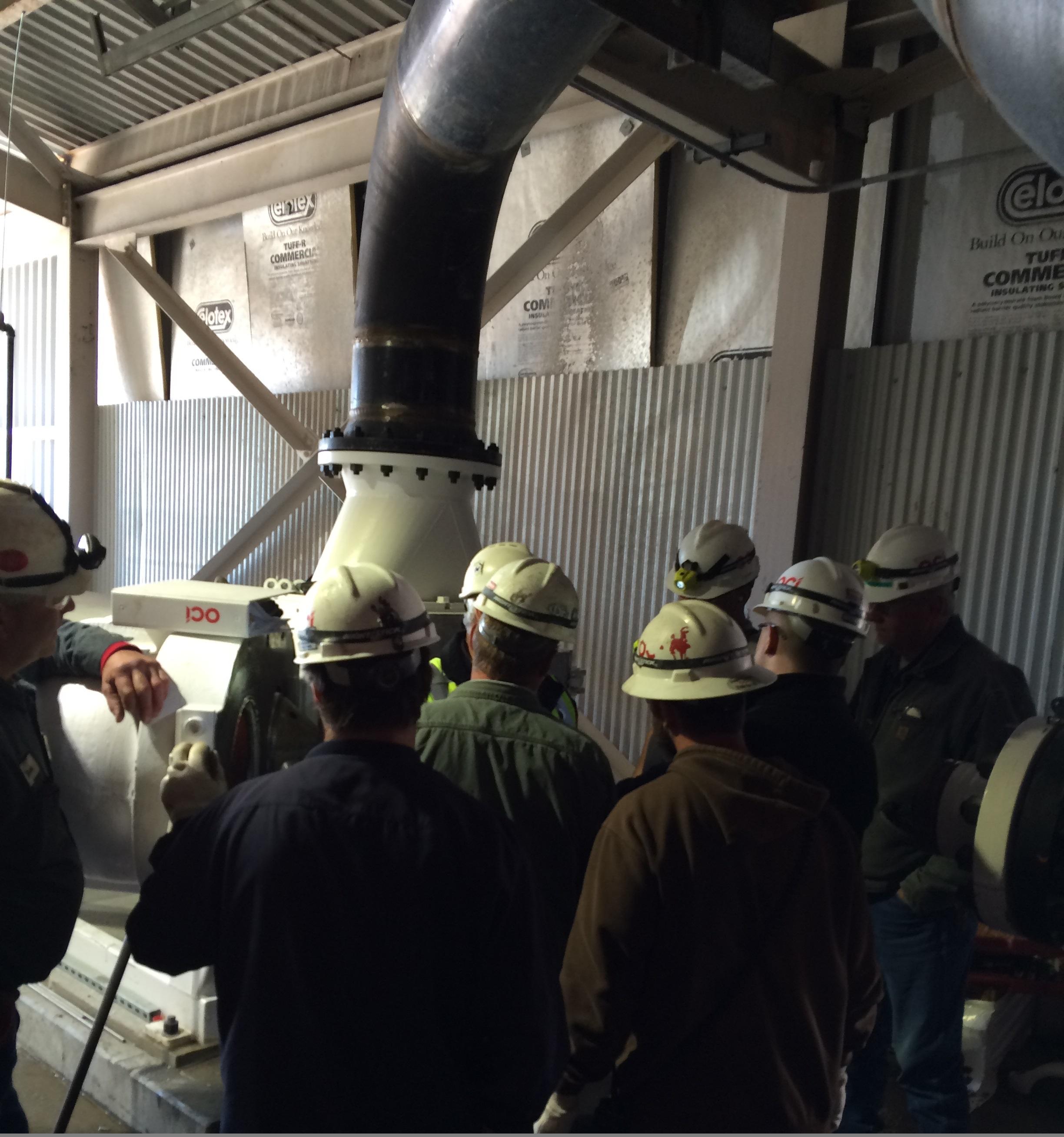 Schwing Bioset Big Island Mine Piston Pump