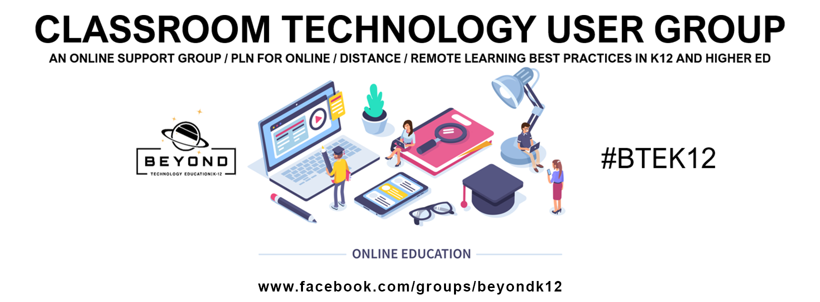 Classroom Tech User Group Banner ad size