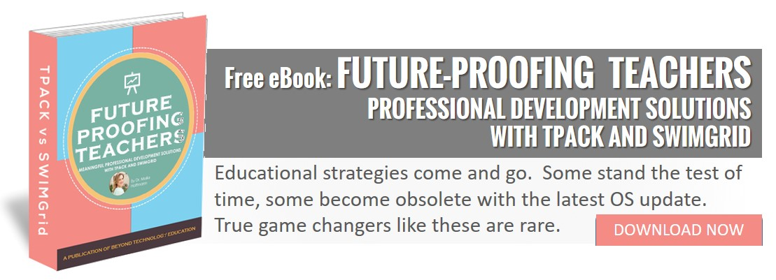 free ebook banner futureproofing teachers