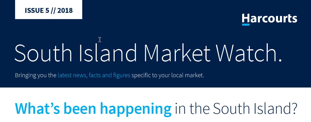 South Island Market Watch June 2018