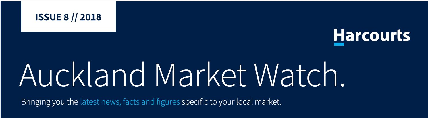 Auckland Market Watch September 2018