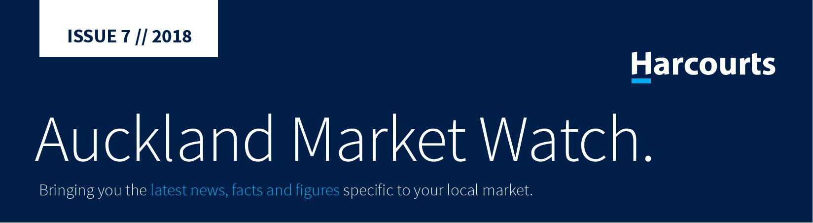 Auckland Market Watch August 2018