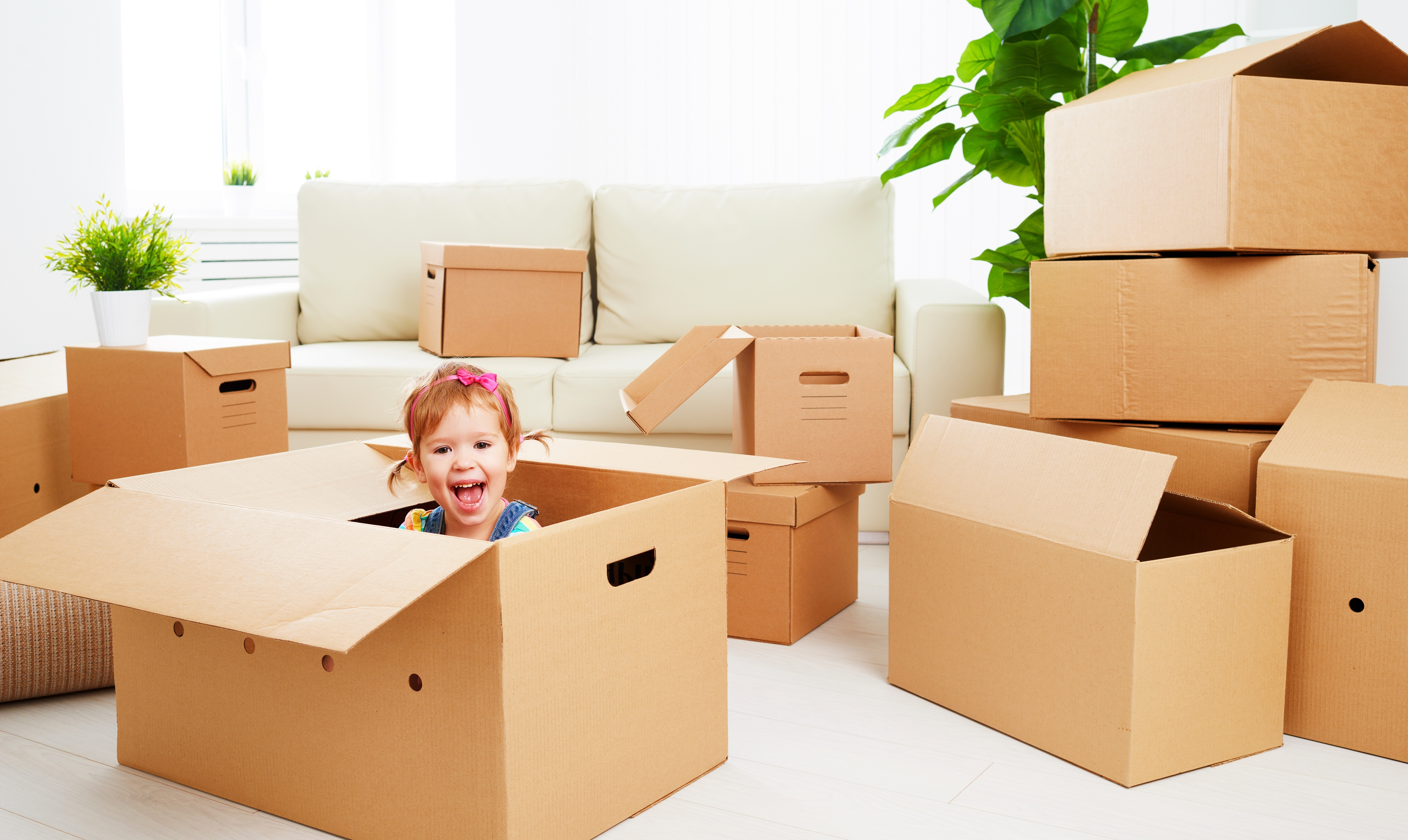 Your moving house checklist