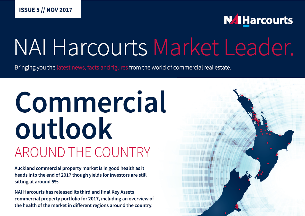 NAI Harcourts Market Leader November 2017