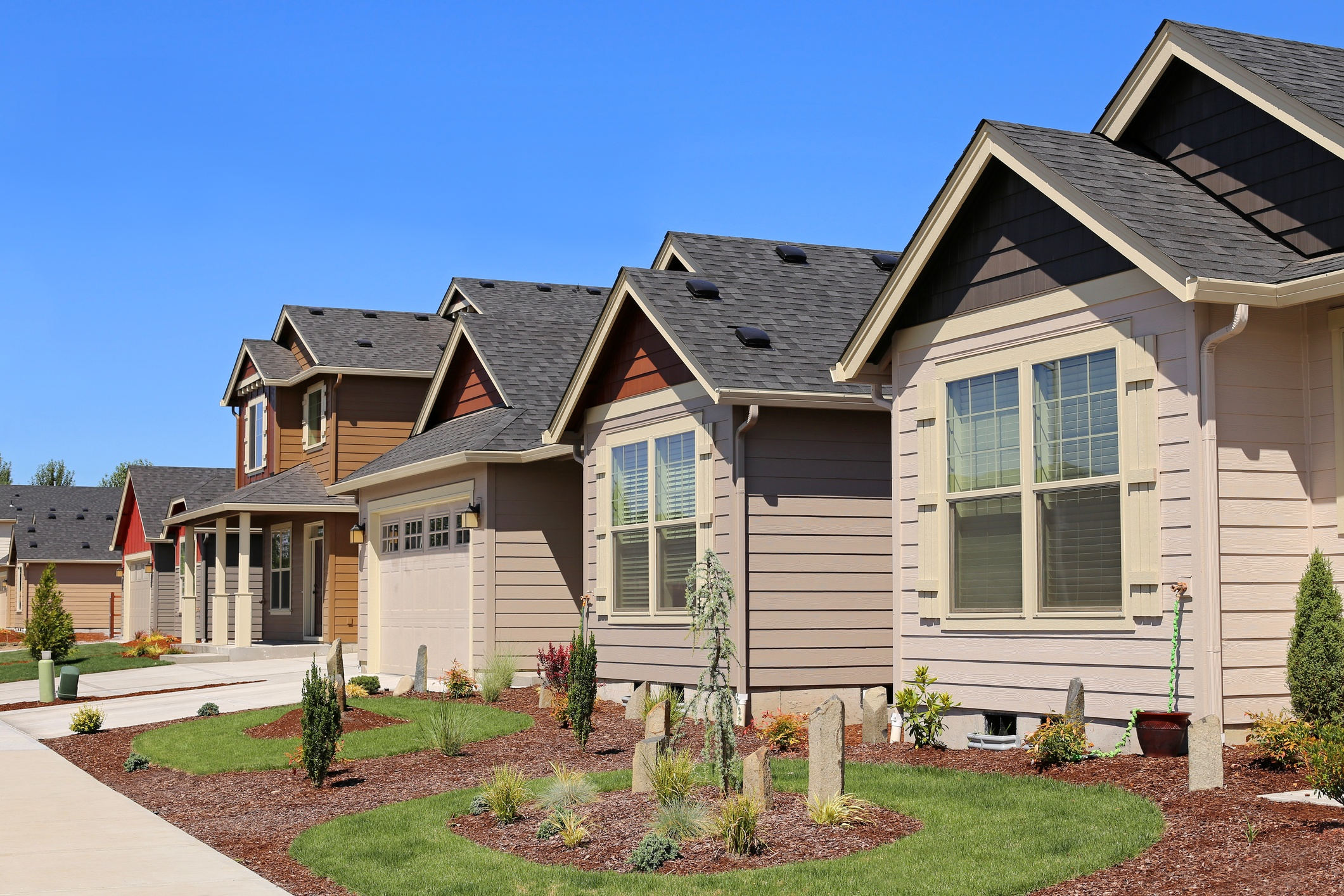 The pros and cons of moving to a new subdivision