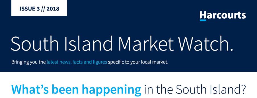 South Island Market Watch May 2018