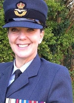 Anne Rubery RAF