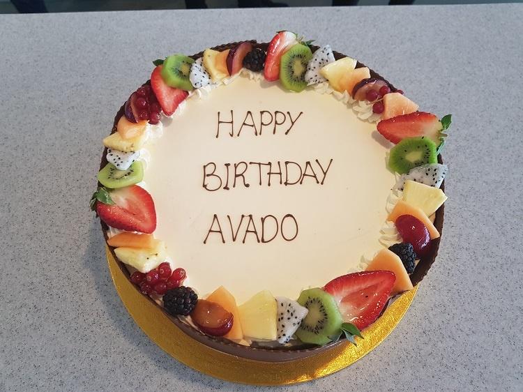 AVADO birthday cake.jpg