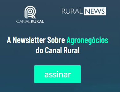 assine a newsletter do canal rural
