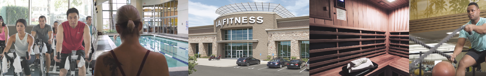 Audi Oakville Partnering with LA Fitness for a healthy lifestyle