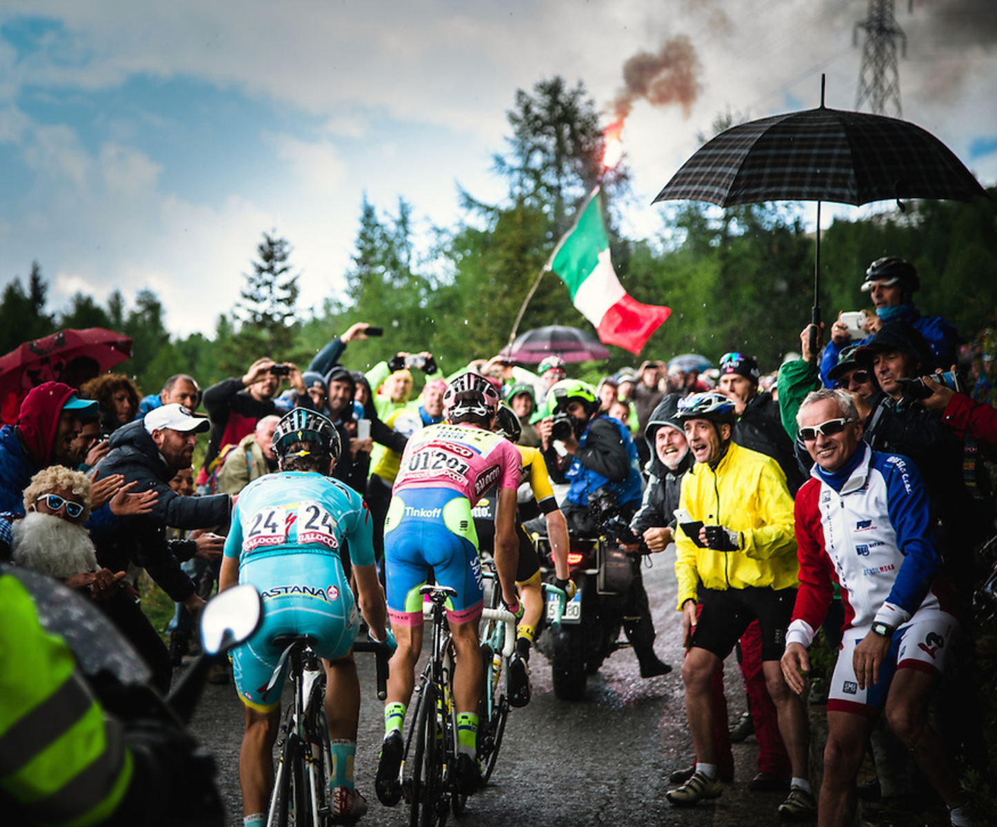 Mortirolo - Stage 16, 2015