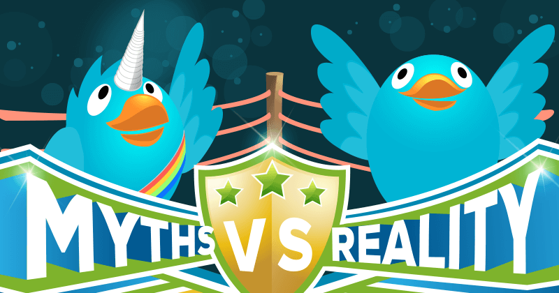 Get Your Tweets Noticed: 11 Engagement Myths BUSTED!