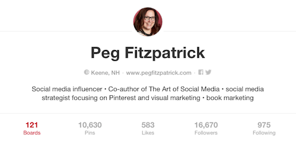 Peg Fitzpatrick on Pinterest