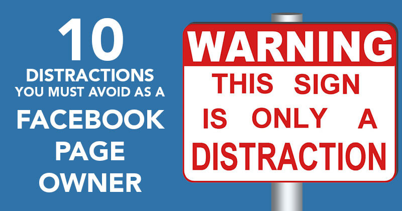 facebook is a distraction Each time we get a message or text, anthony wagner those who were allowed to focus on the task without distraction relied on the hippocampus no facebook during school, and no electronic devices after 9:30 pm the latter prohibition is designed to help him get more sleep, which.