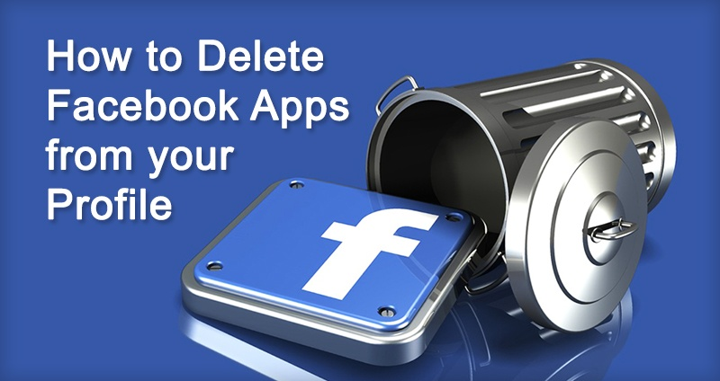 How to delete facebook apps from your profile the easy way ccuart Image collections