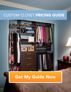 Download Custom Closet Pricing Guide