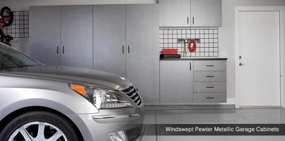 Custom Garage Storage Cabinets U0026 Garage Organizers   Seattle, Bellevue U0026  Kent, WA