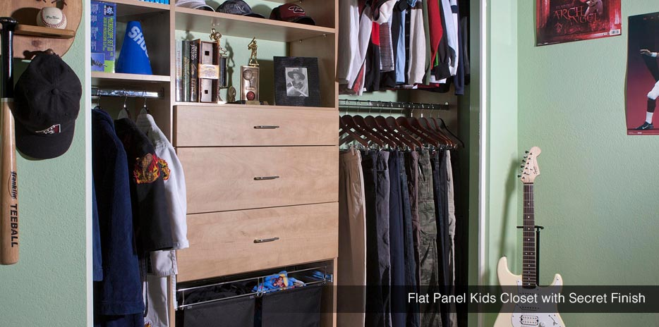 Kids Closets Adjustable Kid Friendly Closet Systems