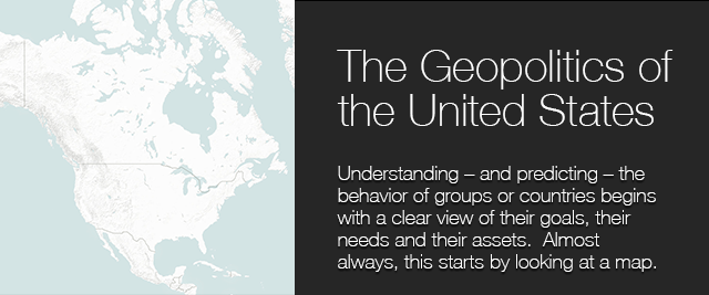 the geopolitics of the united states