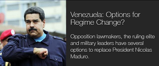 Options for regime change