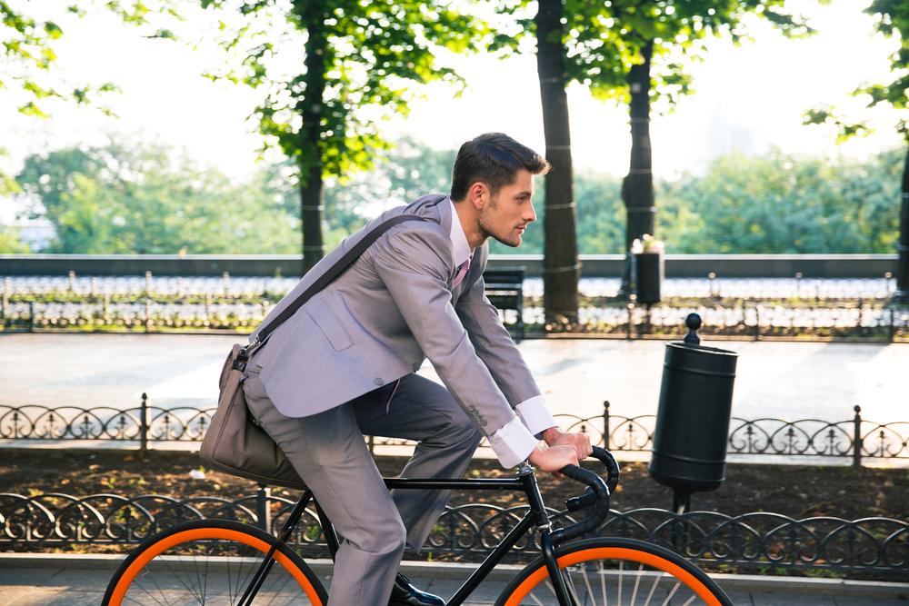 الدراجات الهوائية، التسويق العقاري