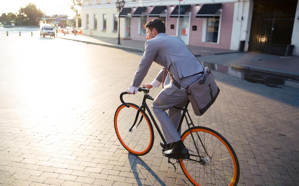 التسويق العقاري، الدراجات الهوائية، دراجة هوائية