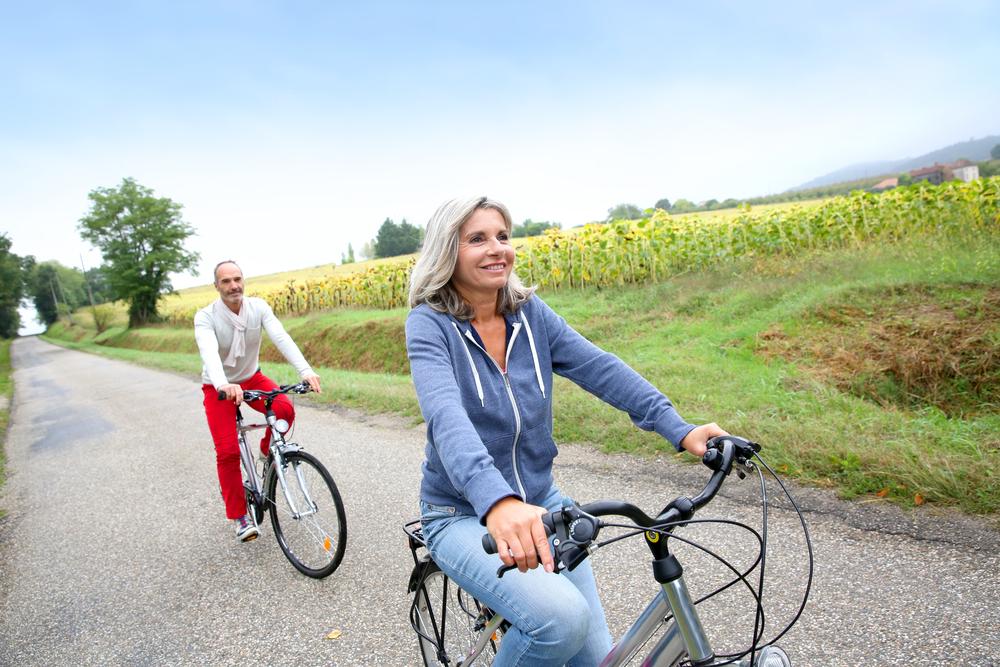 ركوب الدراجة الهوائية - رحلات سياحية - دراجات هوائية