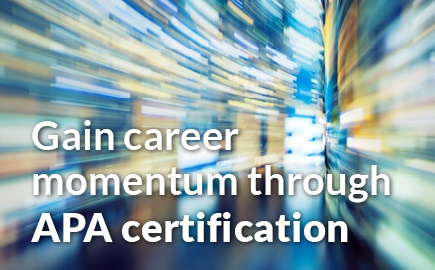 APA-Career-Certification