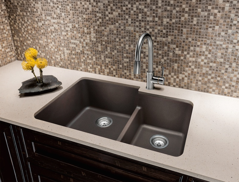 How Do You Clean A Granite Composite Kitchen Sink