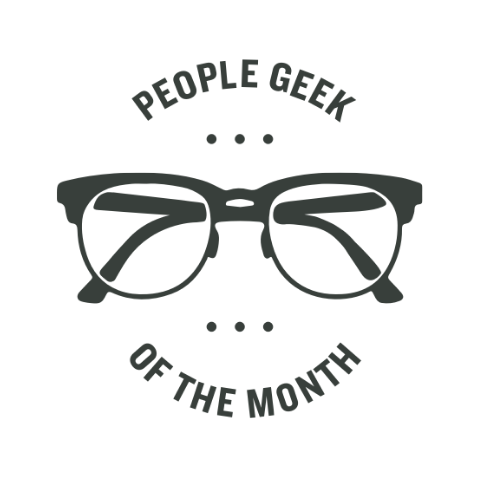 [Instagram] People Geek of the Month (1)