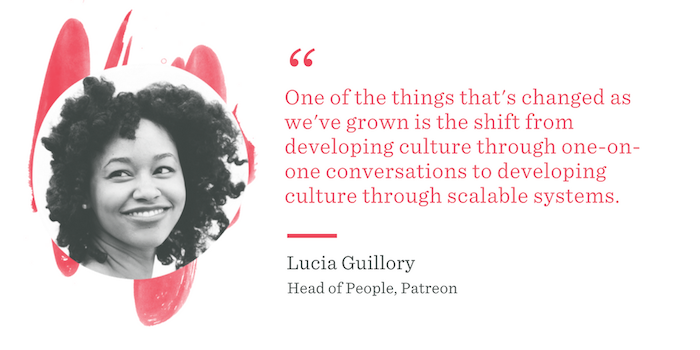 Lucia Guillory Quote