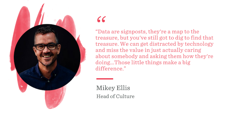 Mikey Ellis Quote