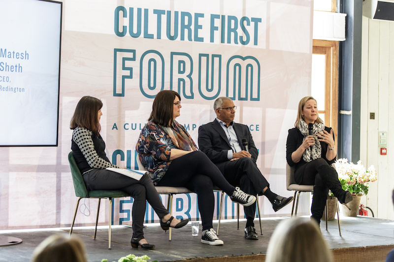 Culture First Forum Panel