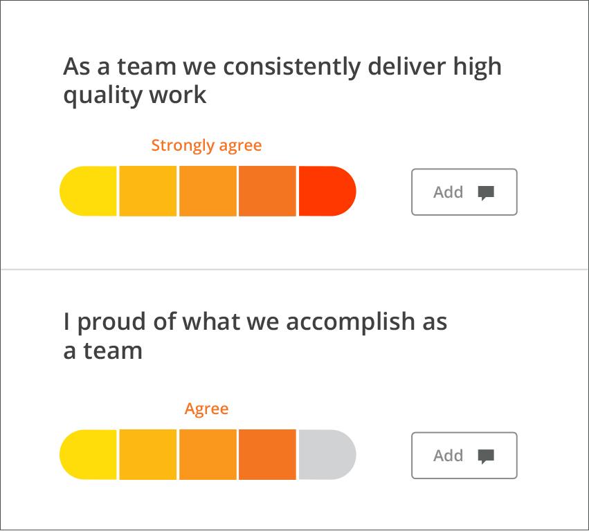 Culture Amp survey experience
