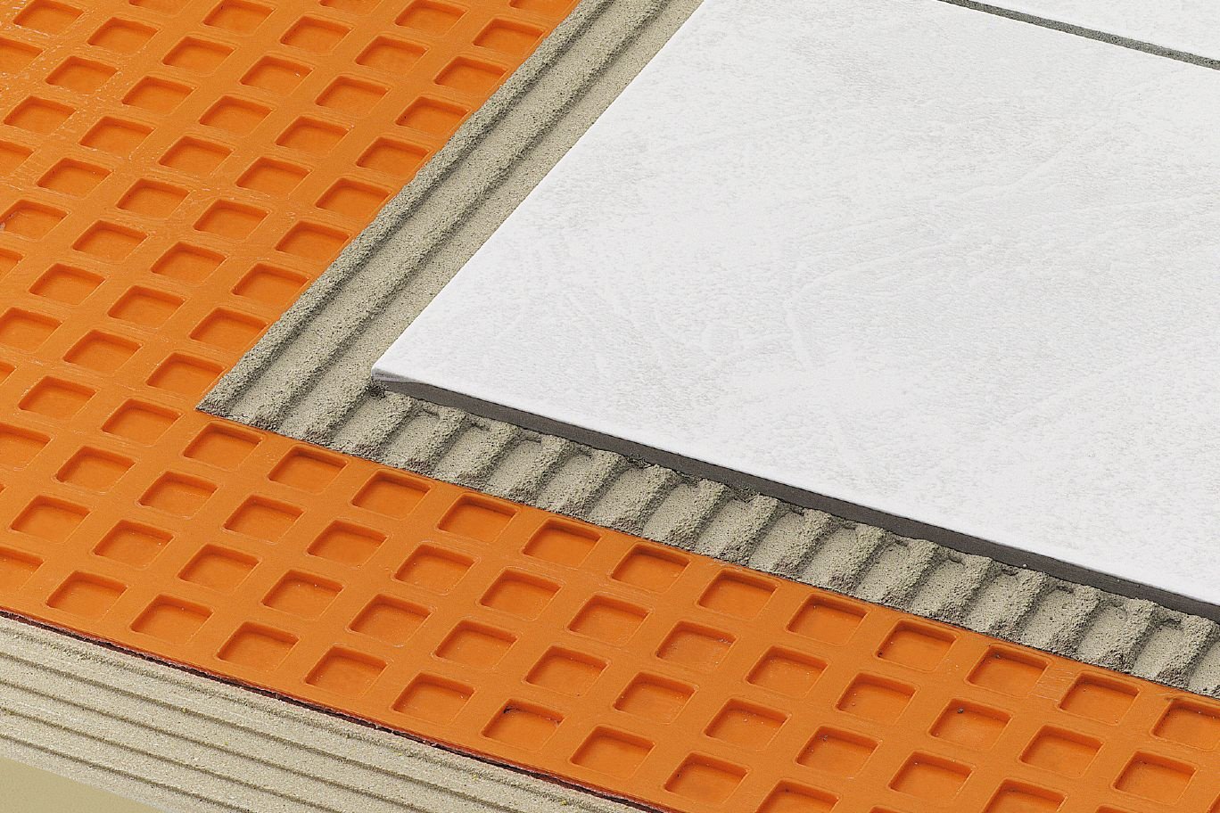 How thick backer board for tile floor gallery tile flooring what thickness backer board for floor tile image collections how to choose the right backer board dailygadgetfo Image collections