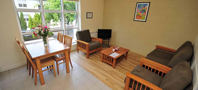 GWY_Acc_Corrib Village_Living Area