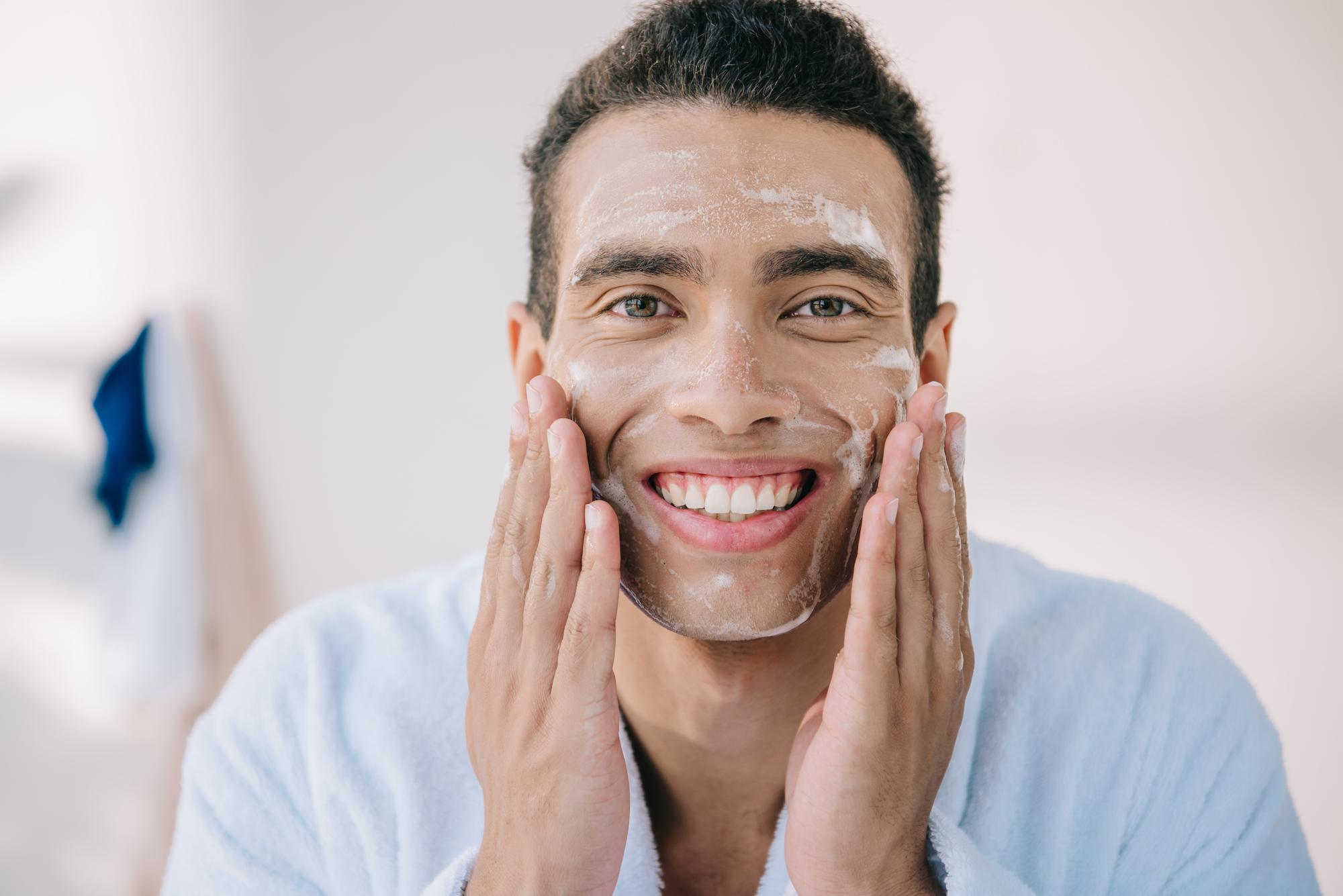 men-skincare-routine