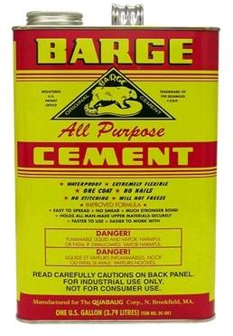 Barge contact cement can used for cosplay adhesion