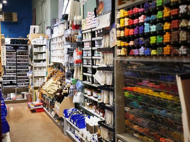craft store cosplay supplies