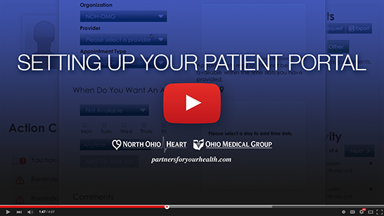 setting-up-patient-portal