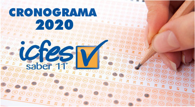 PRUEBA SABER 11-2020: cronograma fechas actualizadas