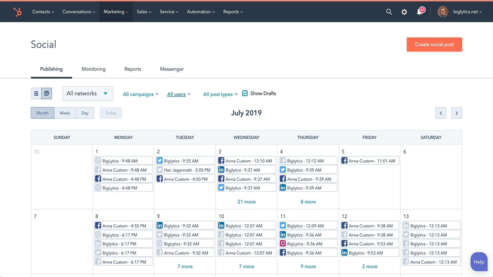 Twitter | HubSpot App Marketplace