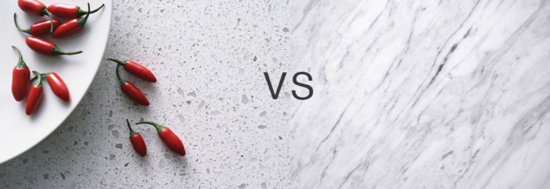 What are The Similarities and Differences between Granite and Quartz Countertops?