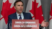 Bill Morneau 75% Wage Subsidy