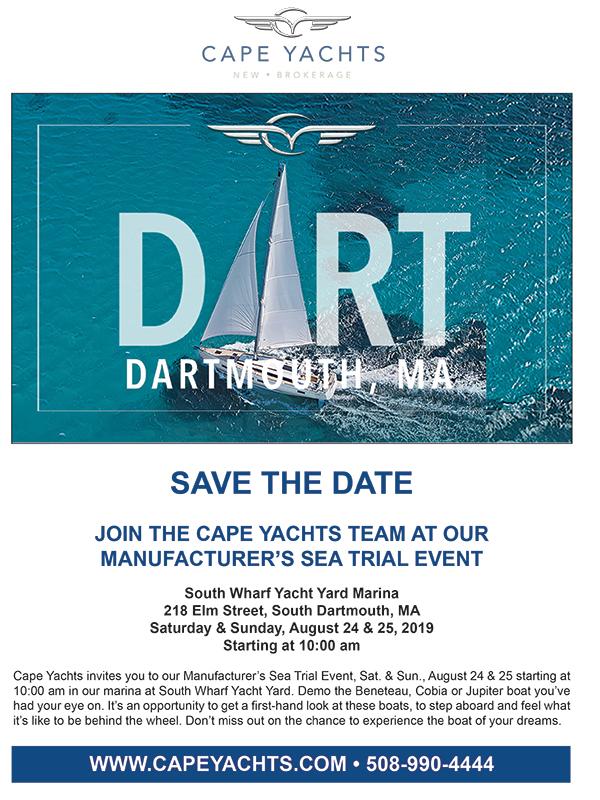 Sea Trial Event