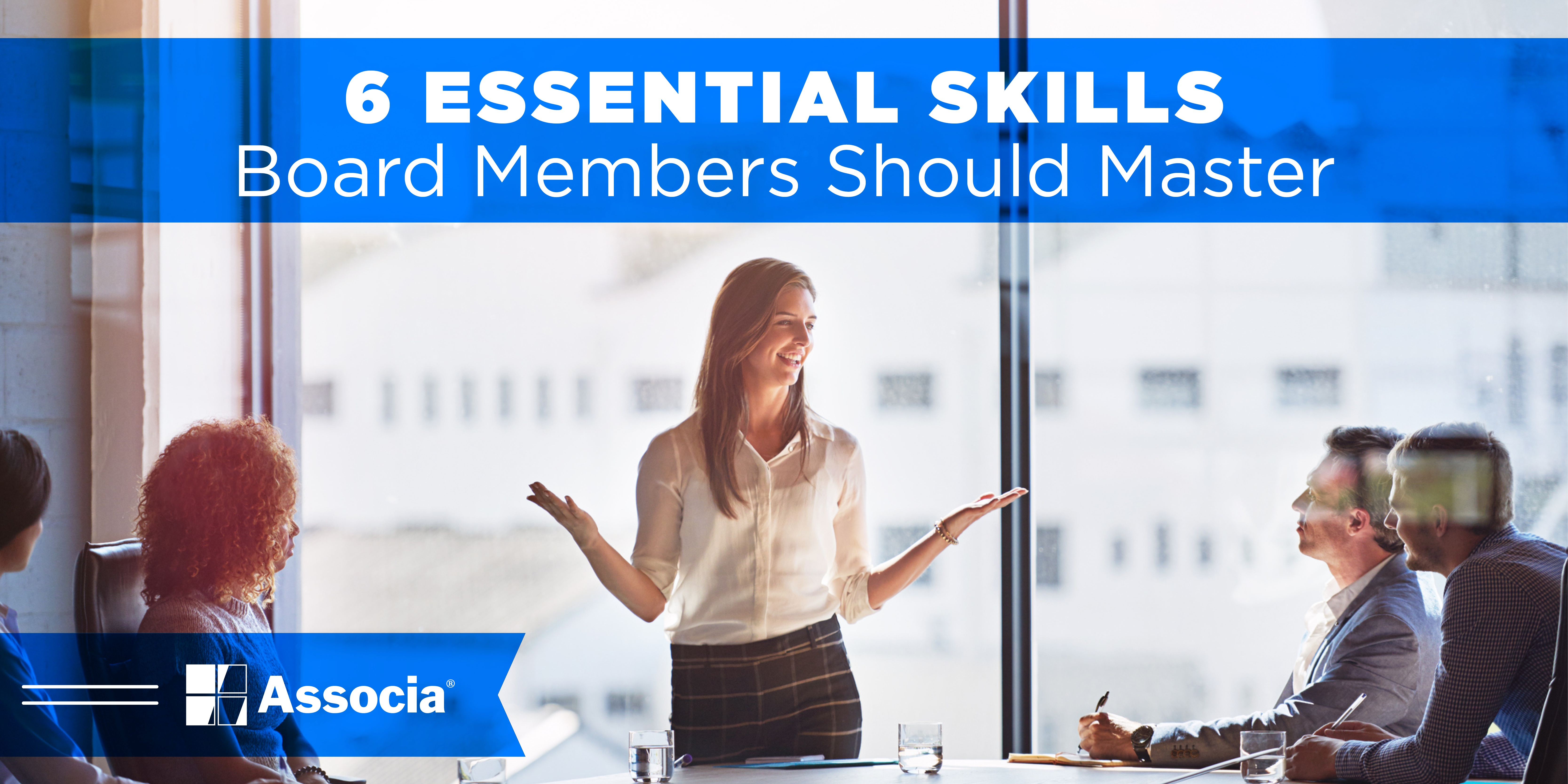 6 essential skills board members should master
