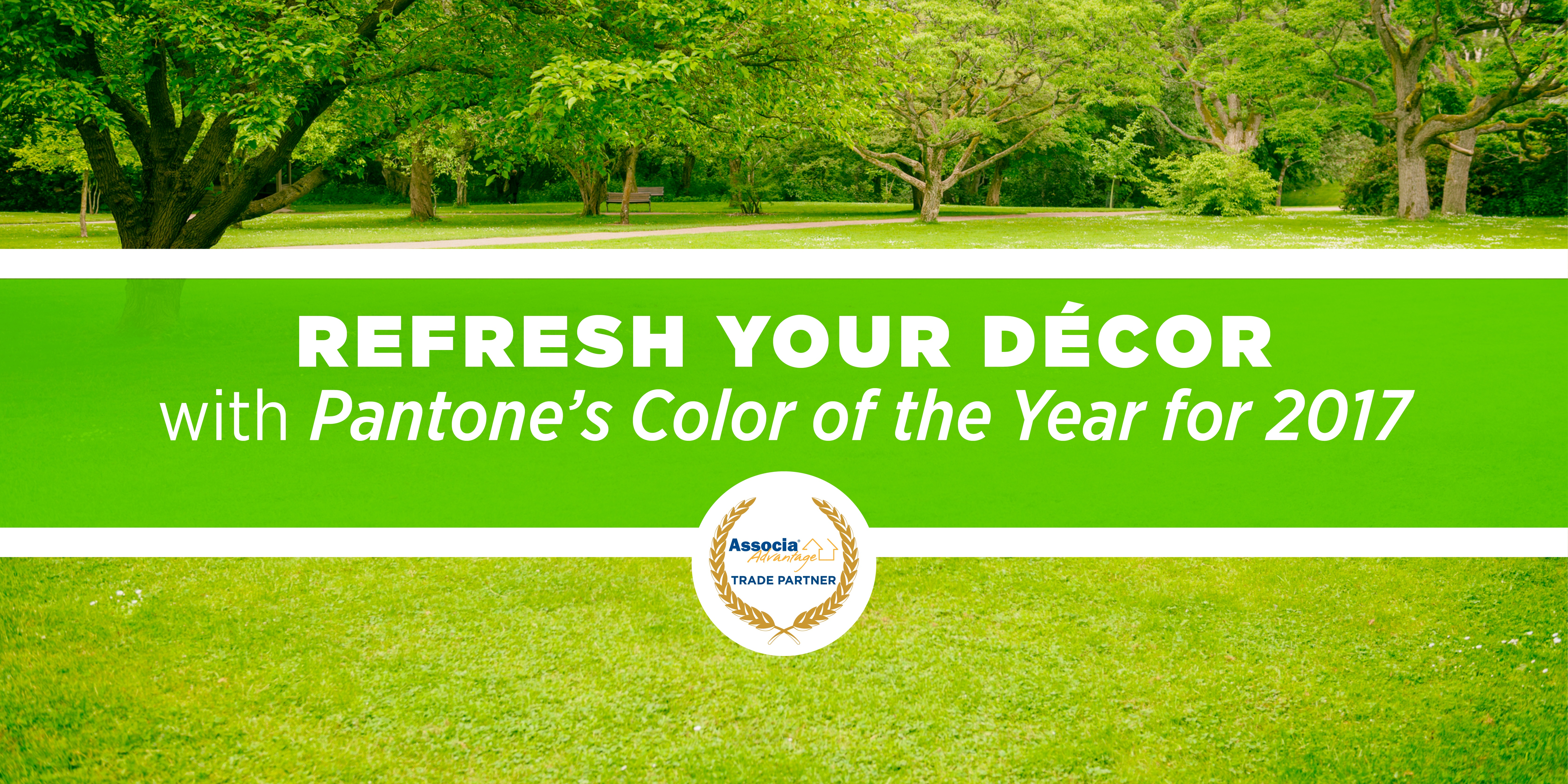 post refresh your d cor with pantone s color of the year for 2017