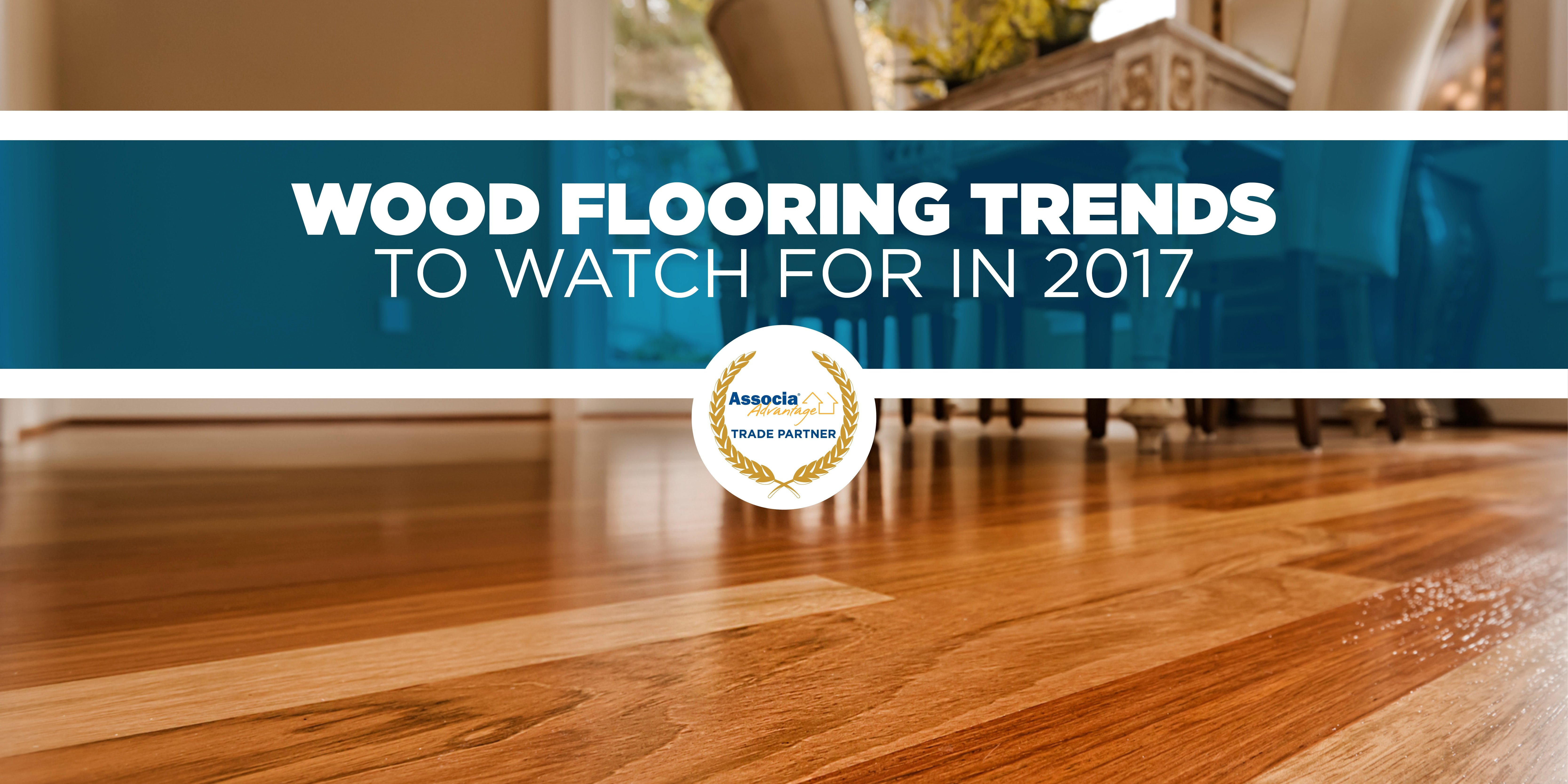partner post wood flooring trends to watch for in 2017. Black Bedroom Furniture Sets. Home Design Ideas