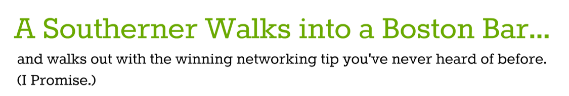 Networking_tip