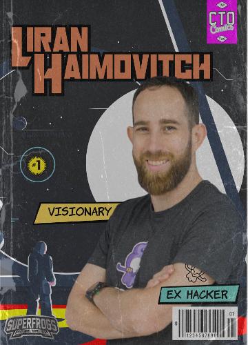Liran Haimovitch
